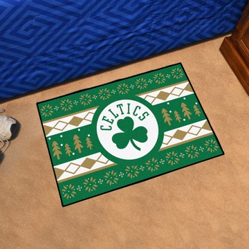 Picture of NBA - Boston Celtics Holiday Sweater Starter