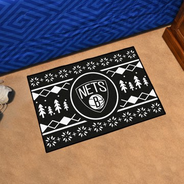 Picture of NBA - Brooklyn Nets Holiday Sweater Starter