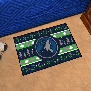 Picture of NBA - Minnesota Timberwolves Holiday Sweater Starter
