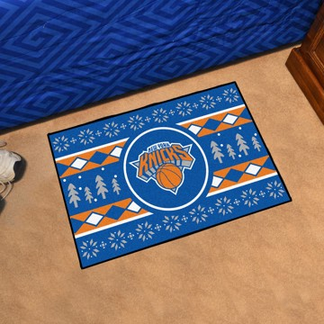 Picture of NBA - New York Knicks Holiday Sweater Starter