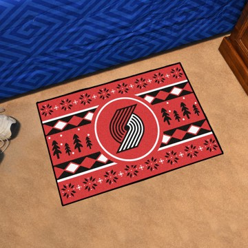 Picture of NBA - Portland Trail Blazers Holiday Sweater Starter