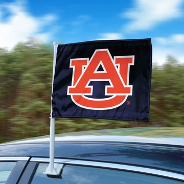 Picture of Auburn Car Flag
