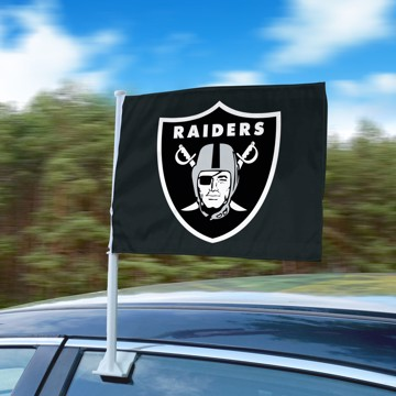Picture of NFL - Oakland Raiders Car Flag