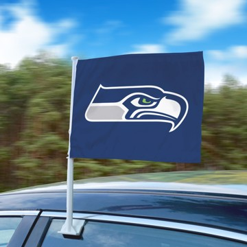 Picture of NFL - Seattle Seahawks Car Flag