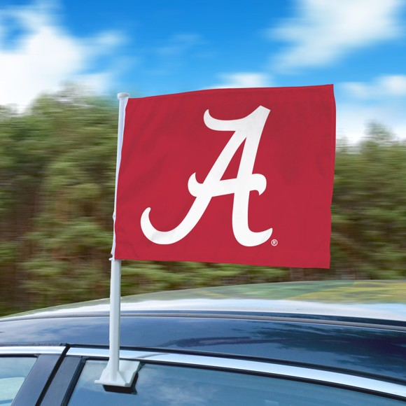 Picture of Alabama Car Flag