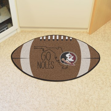 Picture of Florida State Southern Style Football Mat
