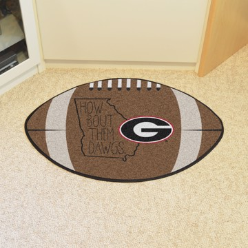 Picture of Georgia Southern Style Football Mat