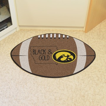 Picture of Iowa Southern Style Football Mat