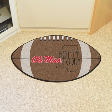 Picture of Ole Miss Southern Style Football Mat