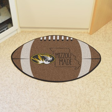 Picture of Missouri Southern Style Football Mat