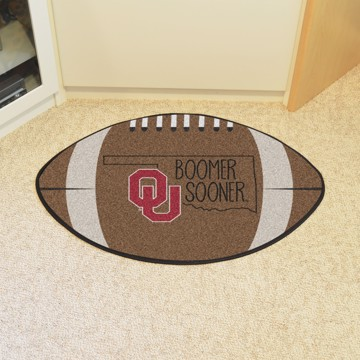Picture of Oklahoma Southern Style Football Mat