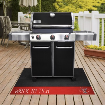 Picture of Texas Tech Southern Style Grill Mat