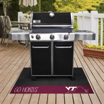 Picture of Virginia Tech Southern Style Grill Mat