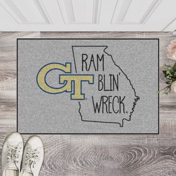 Picture of Georgia Tech Southern Style Starter Mat