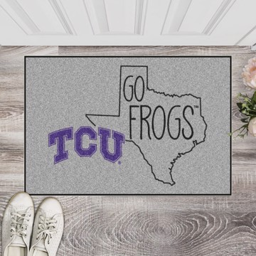 Picture of TCU Southern Style Starter Mat