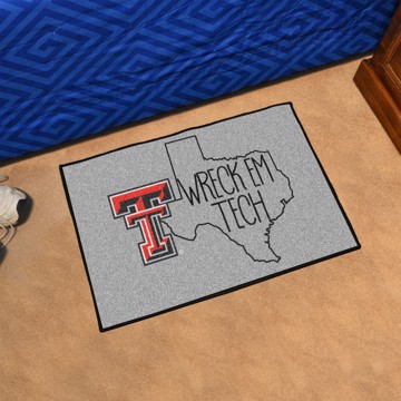 Picture of Texas Tech Southern Style Starter Mat