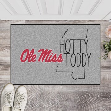 Picture of Ole Miss Southern Style Starter Mat
