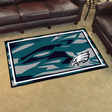 Picture of NFL - Philadelphia Eagles 4x6 Plush Rug