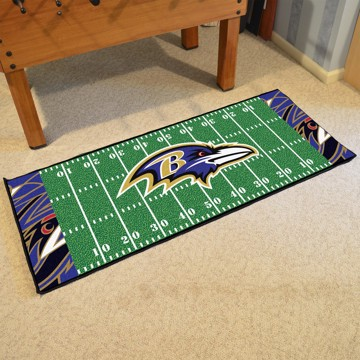 Picture of NFL - Baltimore Ravens Football Field Runner