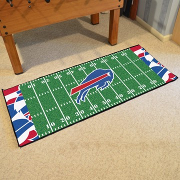 Picture of NFL - Buffalo Bills Football Field Runner