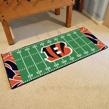 Picture of NFL - Cincinnati Bengals Football Field Runner