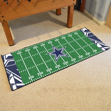 Picture of NFL - Dallas Cowboys Football Field Runner