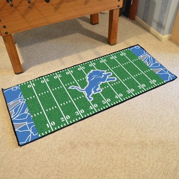 Picture of NFL - Detroit Lions Football Field Runner