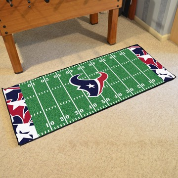 Picture of NFL - Houston Texans Football Field Runner