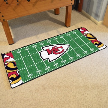 Picture of NFL - Kansas City Chiefs Football Field Runner