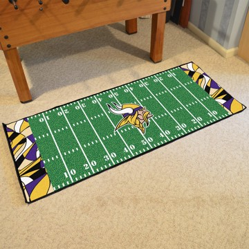 Picture of NFL - Minnesota Vikings Football Field Runner