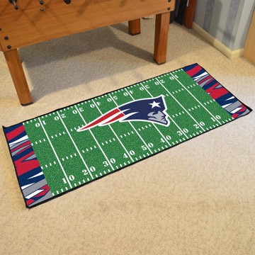 Picture of NFL - New England Patriots Football Field Runner