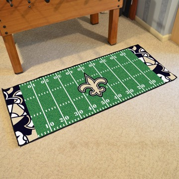 Picture of NFL - New Orleans Saints Football Field Runner