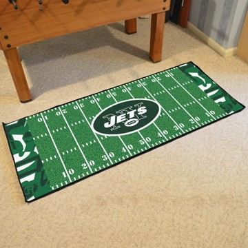 Picture of NFL - New York Jets Football Field Runner