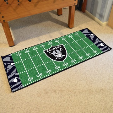 Picture of NFL - Oakland Raiders Football Field Runner