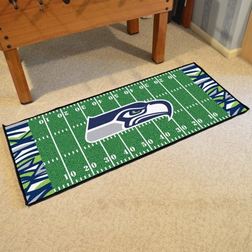 Picture of NFL - Seattle Seahawks Football Field Runner