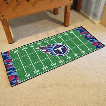 Picture of NFL - Tennessee Titans Football Field Runner