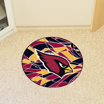 Picture of NFL - Arizona Cardinals Roundel Mat