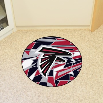Picture of NFL - Atlanta Falcons Roundel Mat