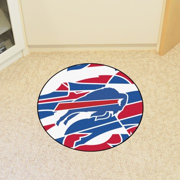 Picture of NFL - Buffalo Bills Roundel Mat