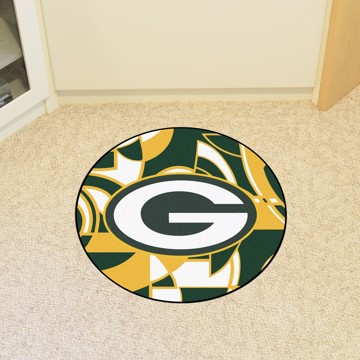 Picture of NFL - Green Bay Packers Roundel Mat