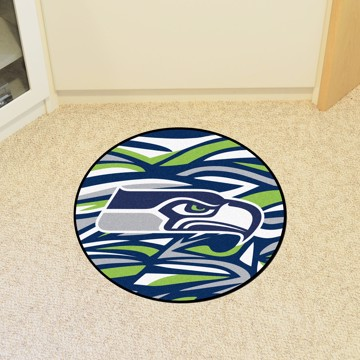 Picture of NFL - Seattle Seahawks Roundel Mat