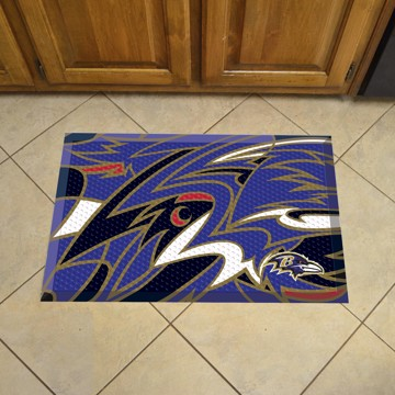 Picture of NFL - Baltimore Ravens Scraper Mat