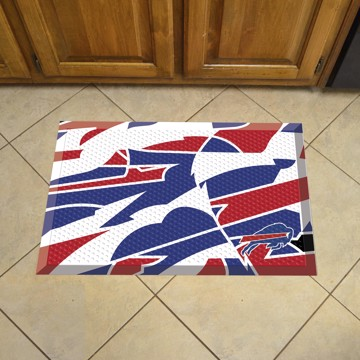 Picture of NFL - Buffalo Bills Scraper Mat