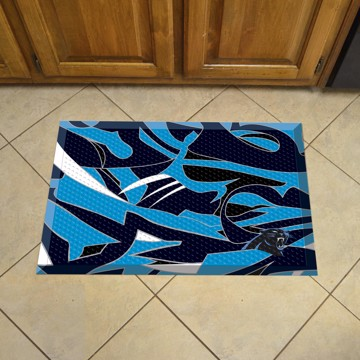 Picture of NFL - Carolina Panthers Scraper Mat