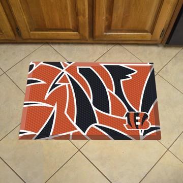Picture of NFL - Cincinnati Bengals Scraper Mat