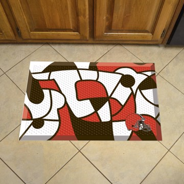 Picture of NFL - Cleveland Browns Scraper Mat