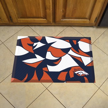 Picture of NFL - Denver Broncos Scraper Mat