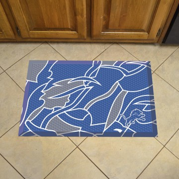 Picture of NFL - Detroit Lions Scraper Mat