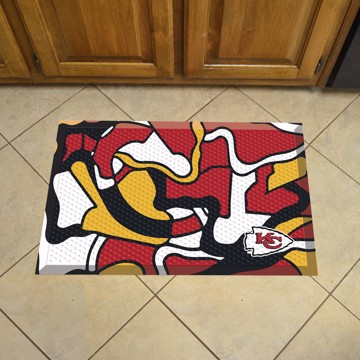 Picture of NFL - Kansas City Chiefs Scraper Mat