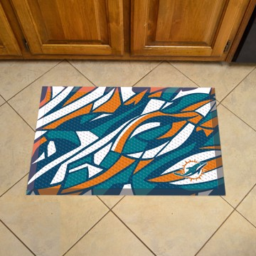 Picture of NFL - Miami Dolphins Scraper Mat